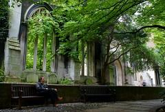 St.Dunstan in the East Church Garden