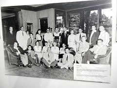 Past artisits-in-residence, Summer 1950, Yaddo