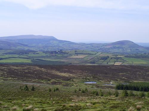 cork hills millstreet mushera claragh derrynasagartmountains