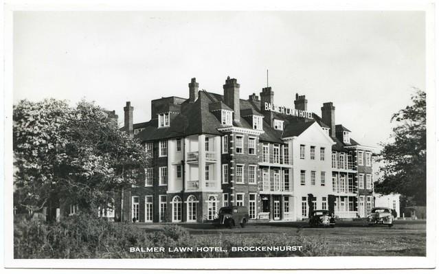 Balmer Lawn Hotel And Saltus Spa