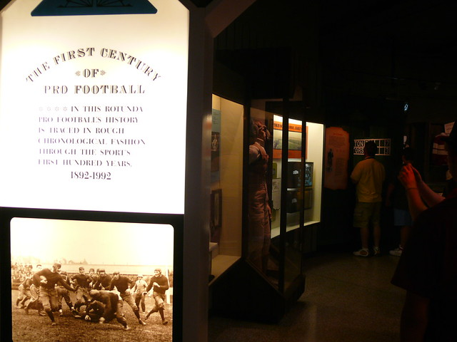 Pro Football Hall of Fame from Flickr via Wylio