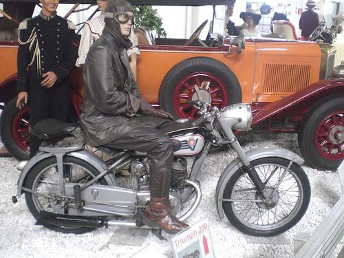 Victoria KR 25 1950 254cc 2 Stroke