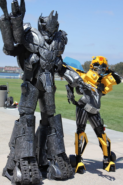 Transformers Costumes