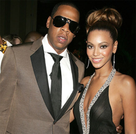 "Jay-Z And Beyonce Named ""Music's Most Powerful Couple"""