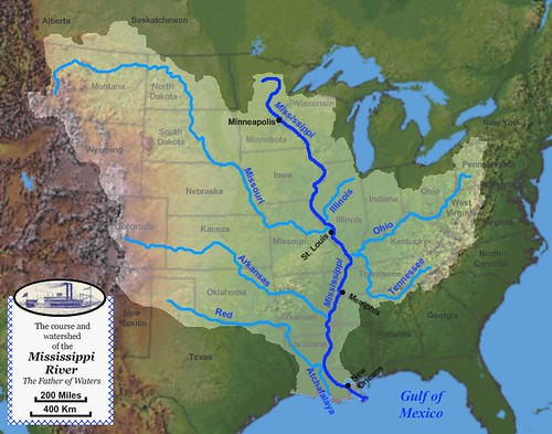 Mississippi_watershed_map_1 by trudeau