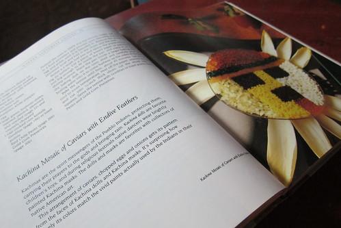 Rivera: Kachina Caviar Recipe from Modern Southwest Cuisine