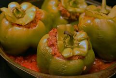 vegan peppers