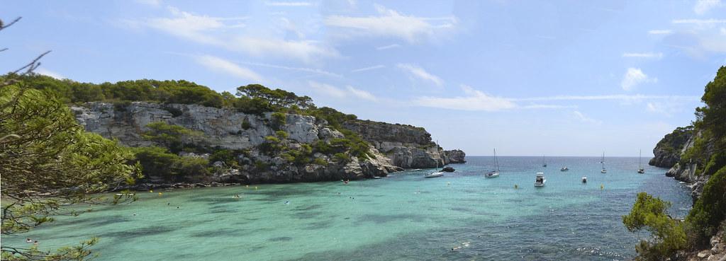 Panoramica Menorca