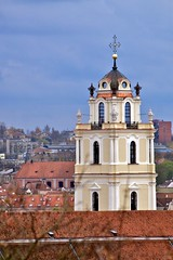 St Johns Belltower, Vilnius