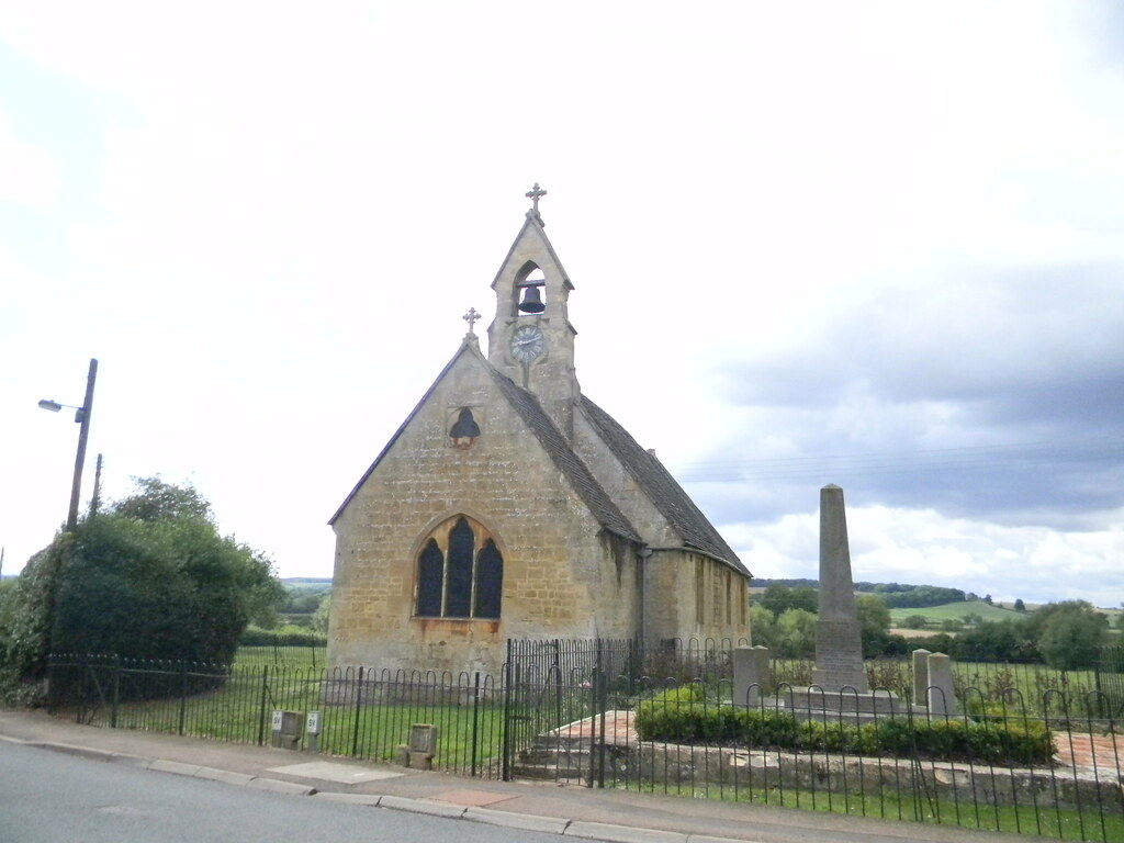 Church, Paxford Moreton-in-Marsh Circular