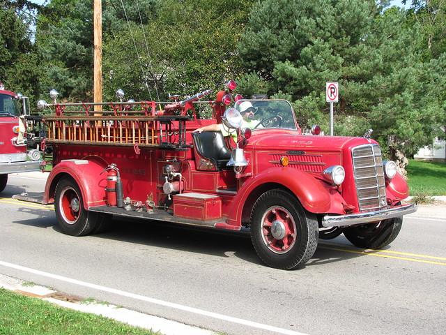 Old Mack Fire Trucks : Old mack trucks for sale hot girls wallpaper