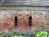 Kirche Pinnow - Spätgotische Vorhalle