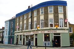 Railway Tavern Ale House, Mildmay Park, N16