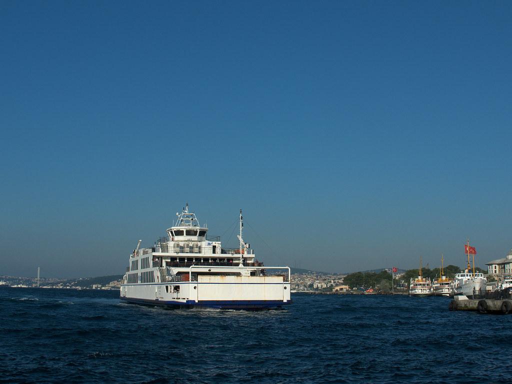A ferryboat