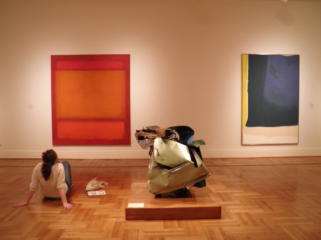 appreciating Mark Rothko