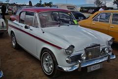 1961 Sunbeam Rapier coupe