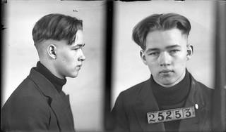 Walter, Mengwasser. Inmate #25253 (MSA)