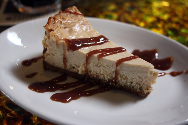 Maple Bacon Cheesecake @ Trinity Brewery | Flickr - Photo Sharing!