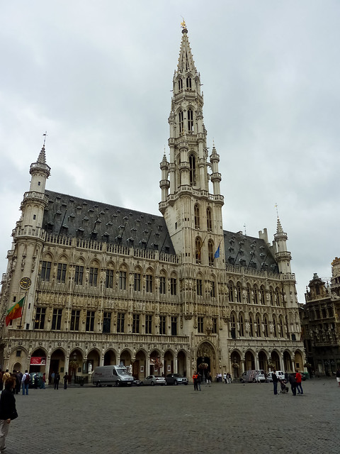 Brussels Town Hall | Flickr - Photo Sharing!