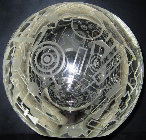 2K BotPrize 2011 Trophy