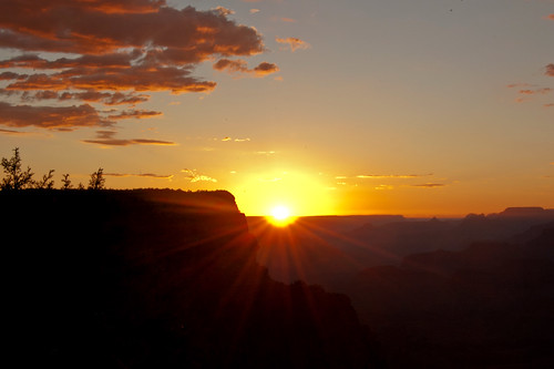 Grand Canyon - Sunset