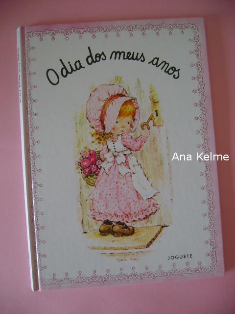 O DIA DOS MEUS ANOS - SARAH KAY - 1988 CIVILIZAÇÃO
