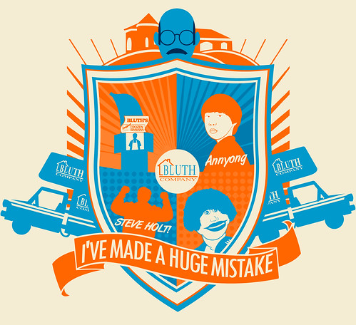 Arrested Development Crest