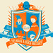 Arrested Development Crest  by Tom Trager