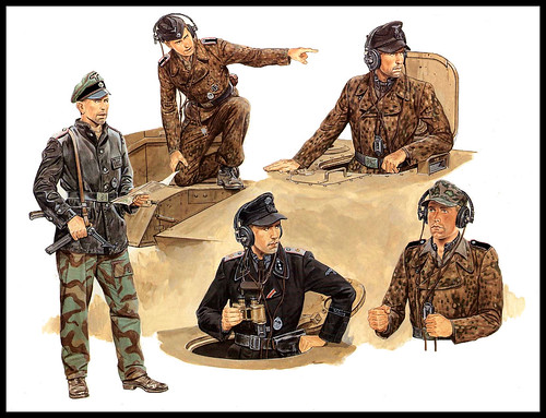 PANZER TROOPS 001