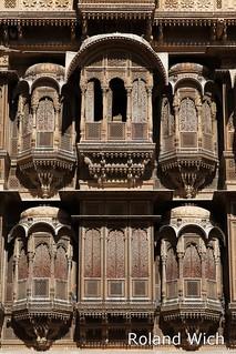 Jaisalmer - Patwa-ki Haveli