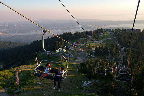 Grouse Mountain, BC Canada