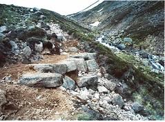 trail(0.0), moraine(0.0), ridge(0.0), ravine(0.0), mountain pass(0.0), cliff(0.0), mountain(1.0), valley(1.0), rockfall(1.0), mountain range(1.0), geology(1.0), bedrock(1.0), plateau(1.0), terrain(1.0), wilderness(1.0), rock(1.0),