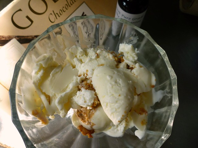 Ice Cream: Lemon Lavender with Caramelized White Chocolate… | Flickr ...