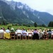 Araxi Longtable at North Arm Farm