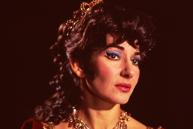 Maria Callas © Houston Rogers / V&A 2011