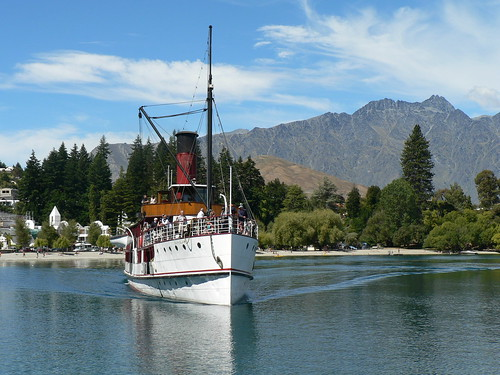 P1020051 SS Earnslaw, Queenstown