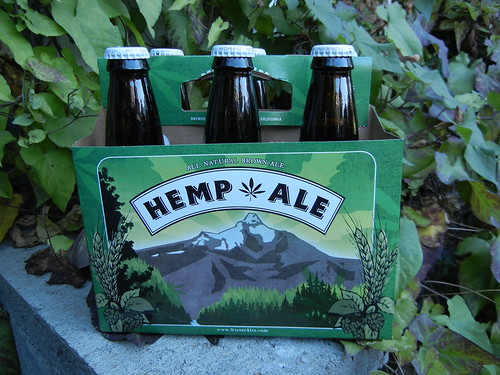 Humboldt Brewing Company Hemp Ale