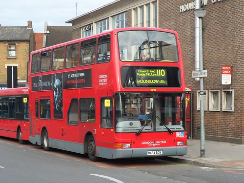 Route 110, London United, VP110, W454BCW