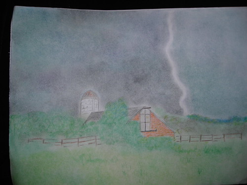 Barn During Storm by Crane-Station on flickr (jail art)
