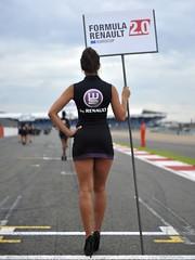 World Series Renault-Silverstone 2011