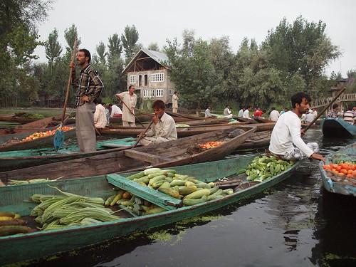 Shikara, Srinagar