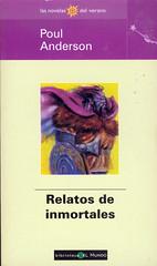 Poul Anderson, Relatos de inmortales