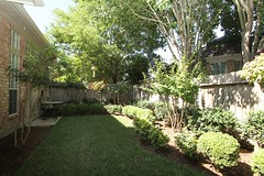 Backyard and 2nd patio of Master