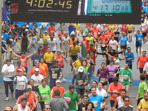 Maratón de la Ciudad de México 2013 (MICM)