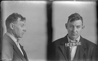Coffey, Walter Hardin. Inmate #24436 (MSA)
