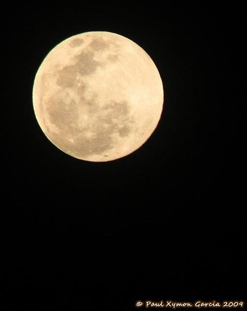 Blue Moon New Year 2010