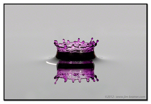 Purple Crown #6584 | ©2011 - www.liquids-in-motion.com