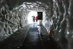 Ice Cave - Aiguille du Midi