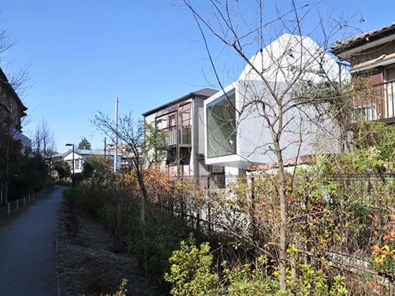 House in Abiko, Japan, by Shigeru Fuse