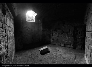 Dungeon, Kenilworth Castle